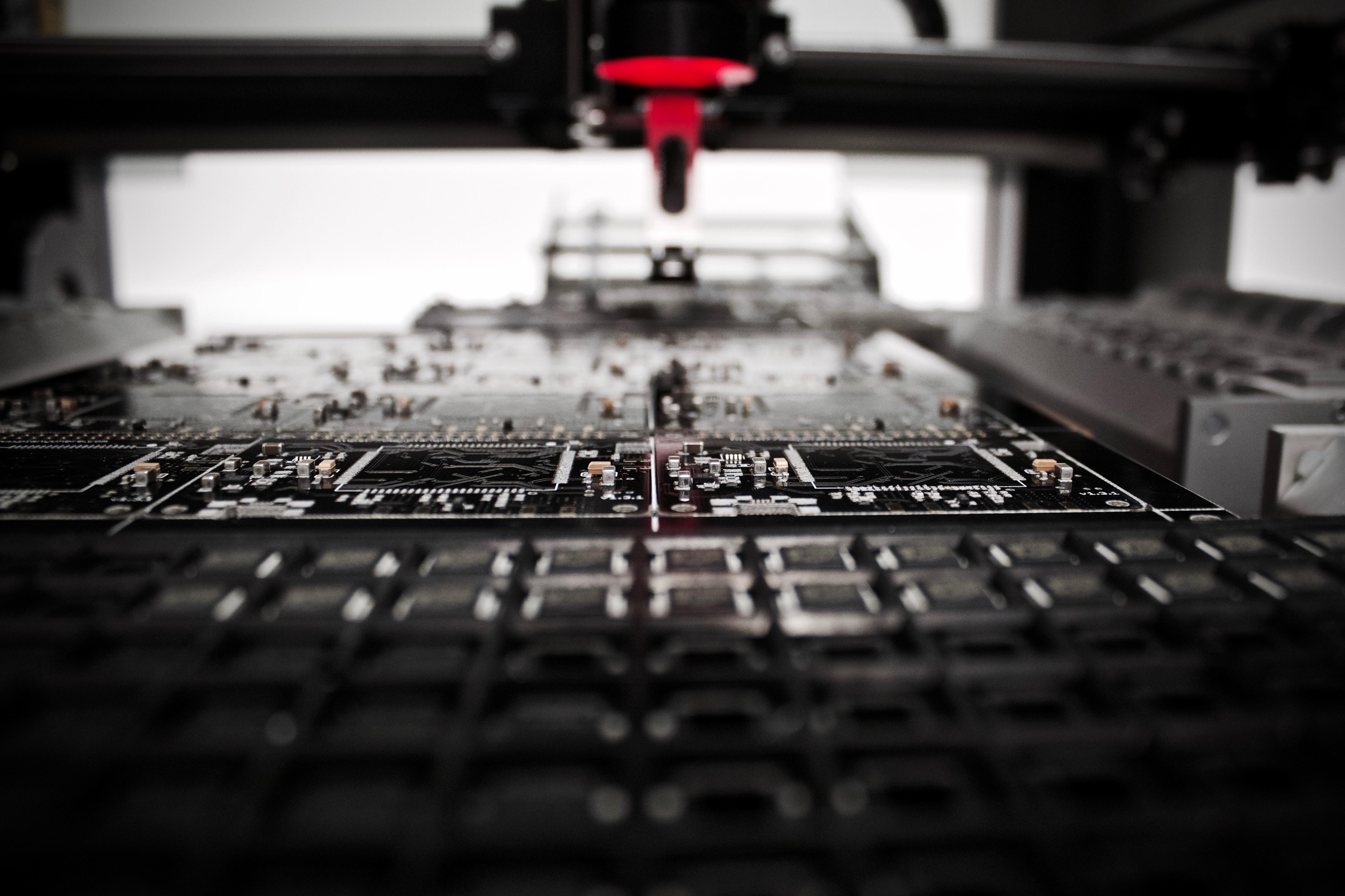 Realizujeme projekt na podporu českého průmyslu