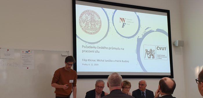 """Prezentace z workshopu """"Migrace jako nástroj pro řešení nedostatku pracovních sil v českém průmyslu"""""""